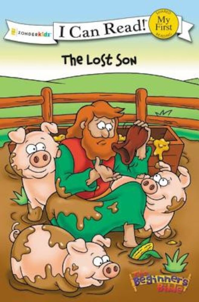 The Beginner's Bible Lost Son, Paperback