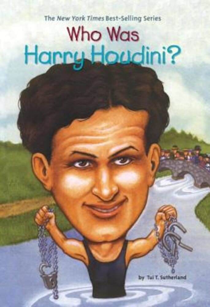 Who Was Harry Houdini?, Paperback