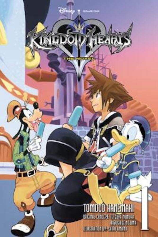 Kingdom Hearts II: The Novel, Vol. 1, Paperback