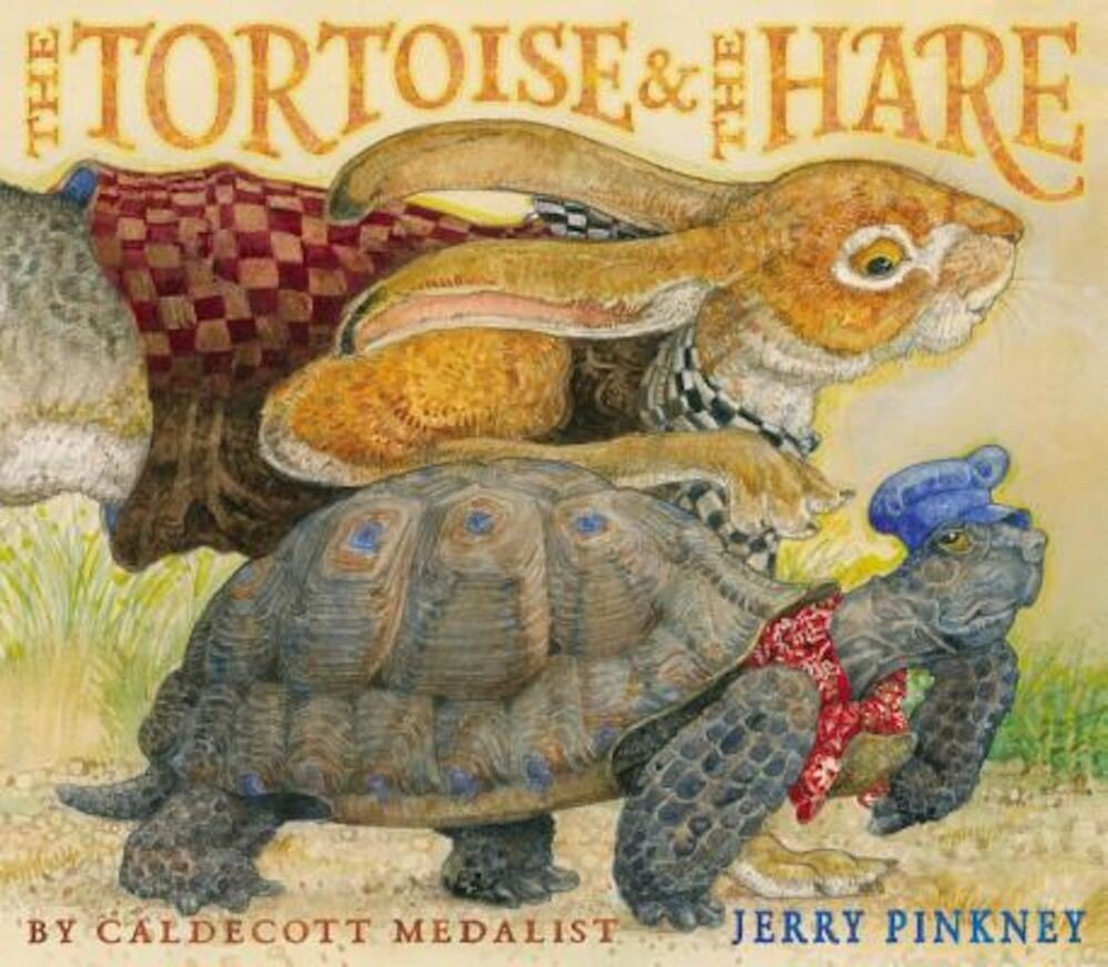 The Tortoise & the Hare, Hardcover