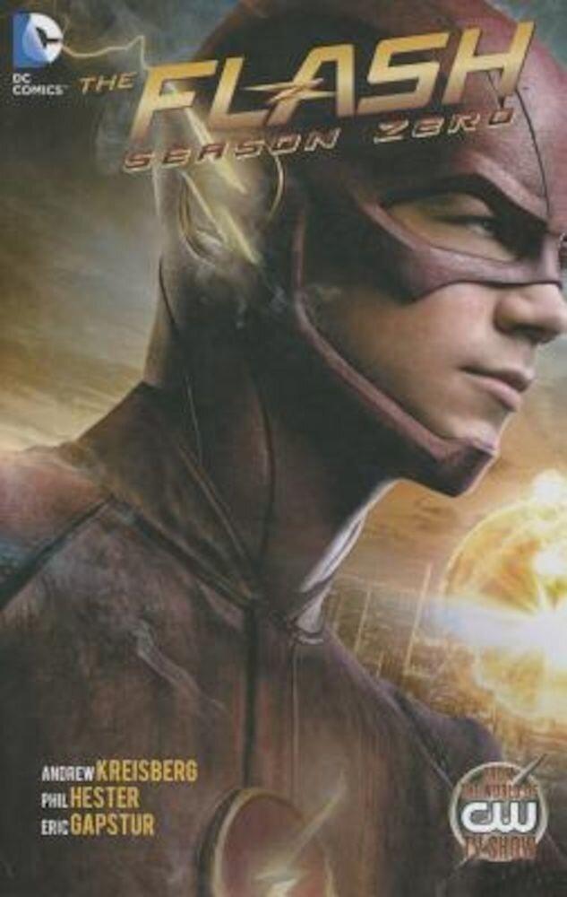 The Flash: Season Zero, Paperback
