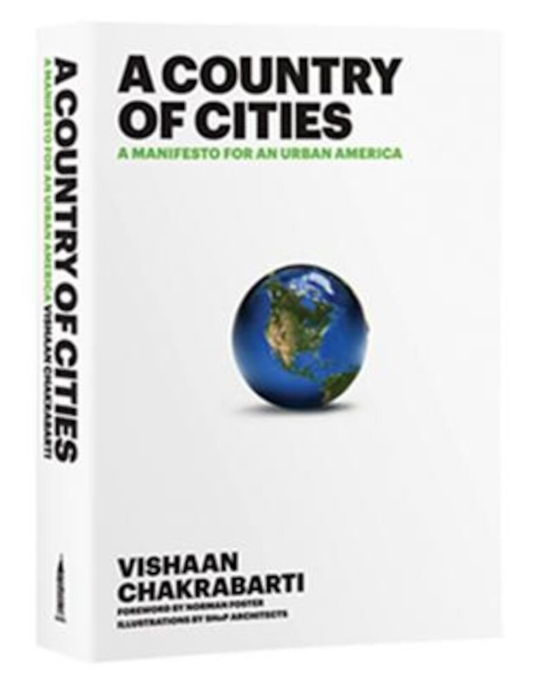 A Country of Cities: A Manifesto for an Urban America, Hardcover