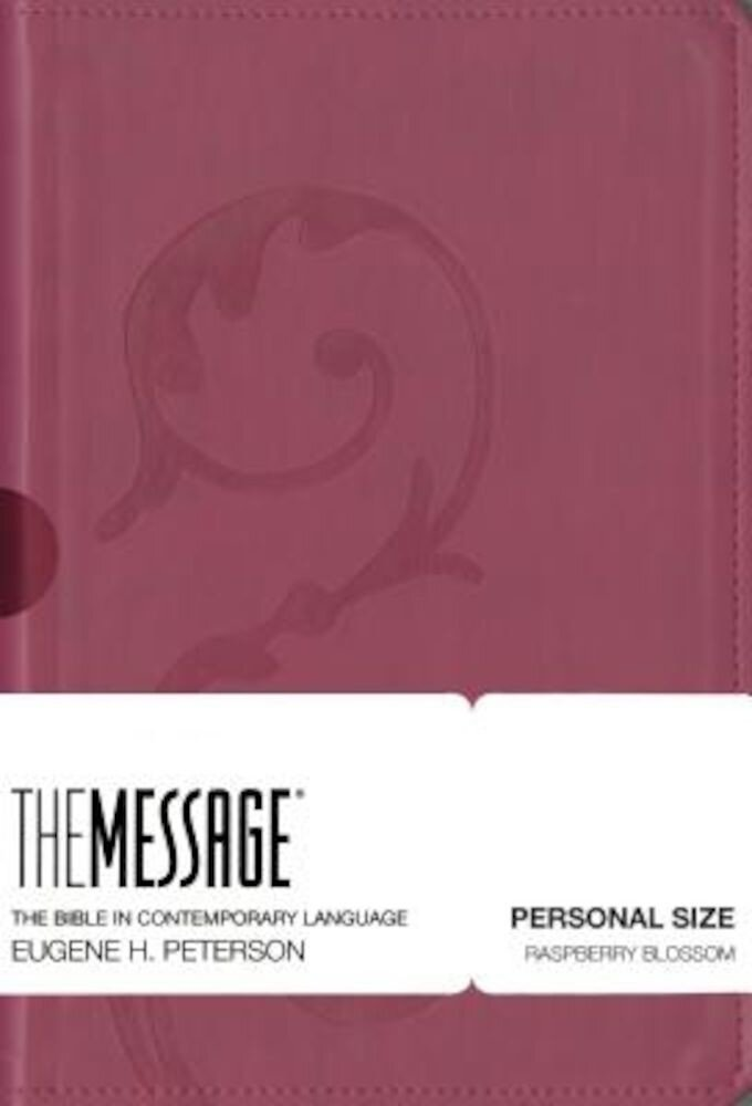 Message-MS-Personal Size Numbered: Bible in Contemporary Lanuage, Hardcover