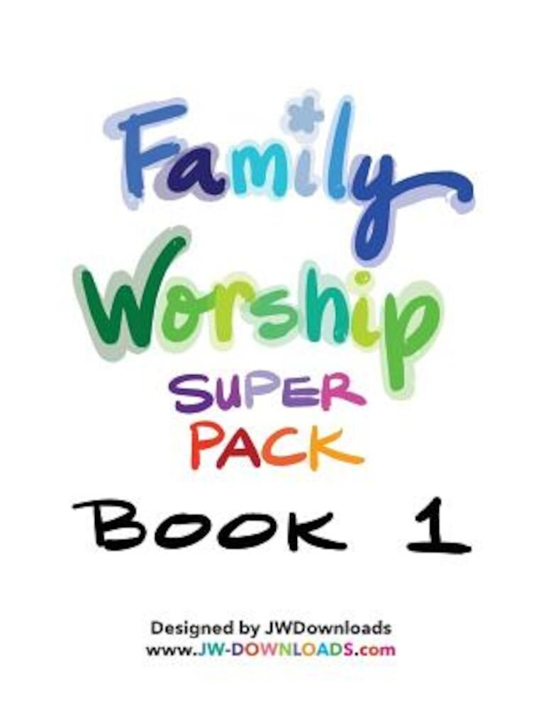 Jw Downloads Family Worship Super Pack Book, Paperback