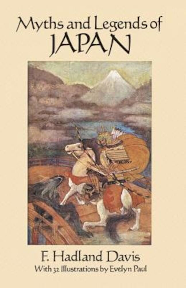 Myths and Legends of Japan, Paperback
