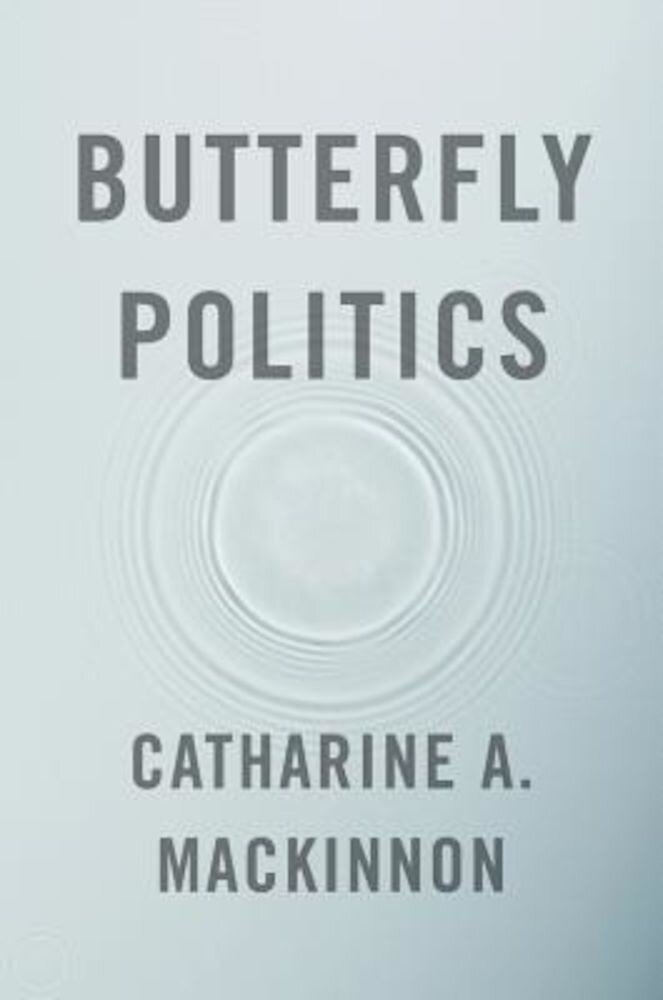 Butterfly Politics, Hardcover