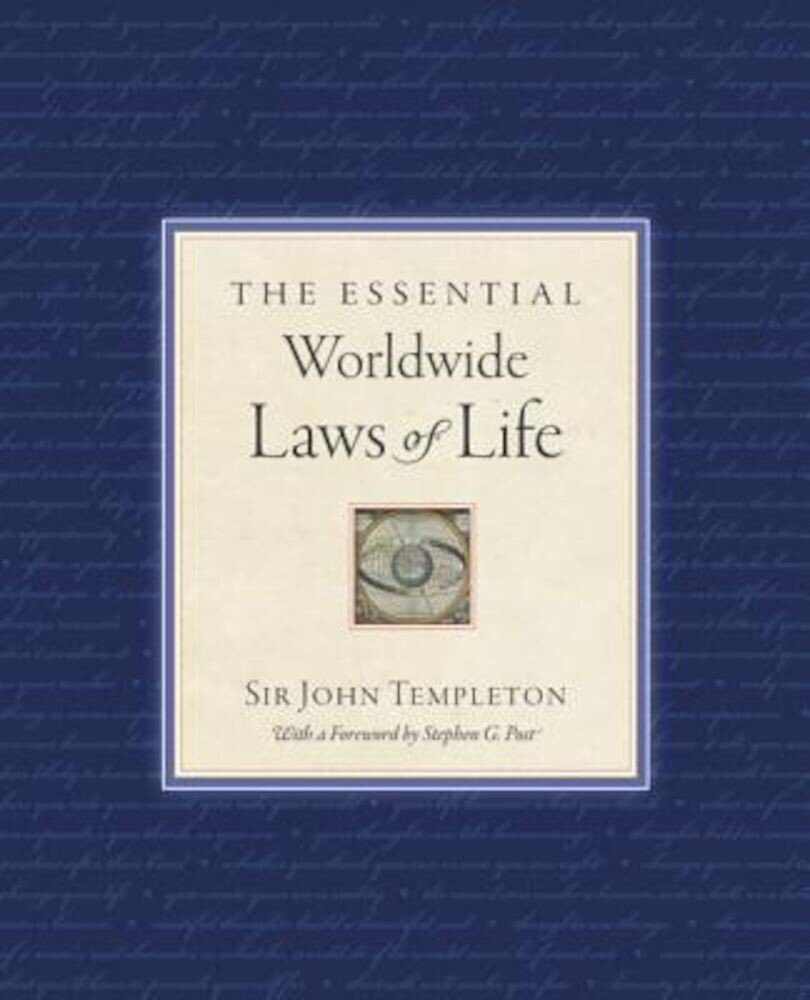 The Essential Worldwide Laws of Life, Hardcover