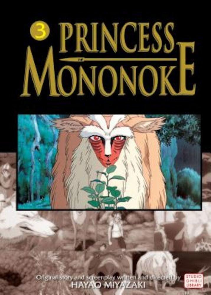Princess Mononoke: Volume 3, Paperback