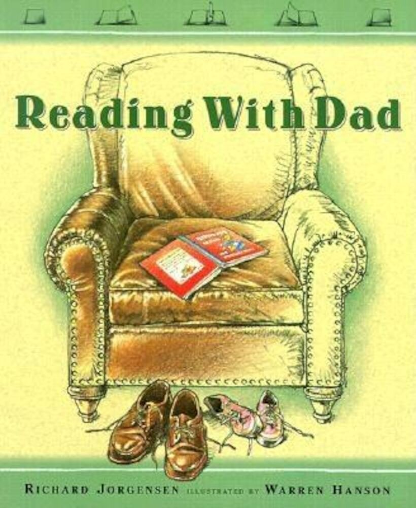 Reading with Dad, Hardcover