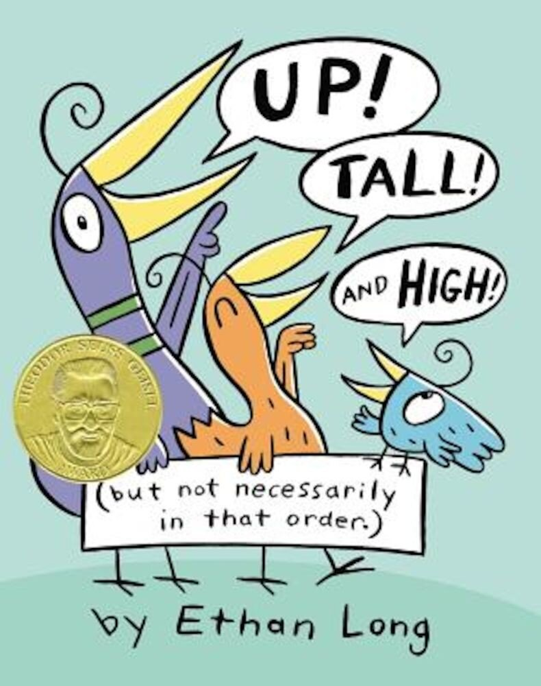 Up, Tall and High!, Hardcover