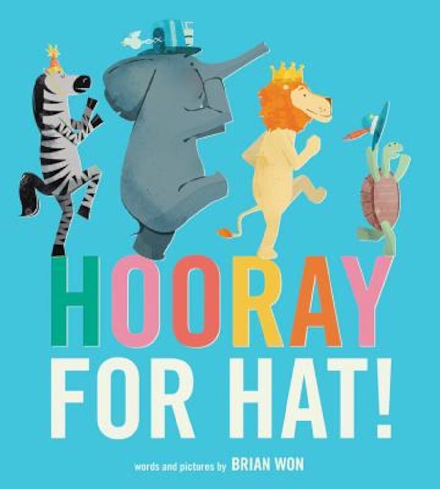Hooray for Hat! (Board Book), Hardcover