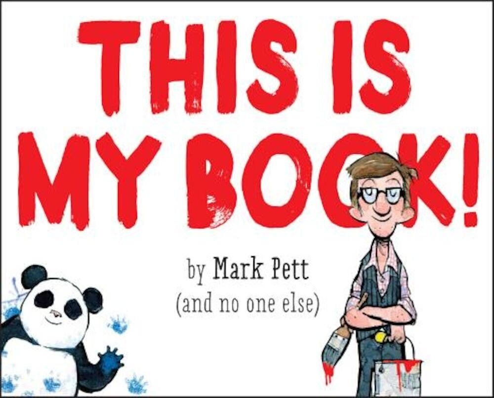 This Is My Book!, Hardcover