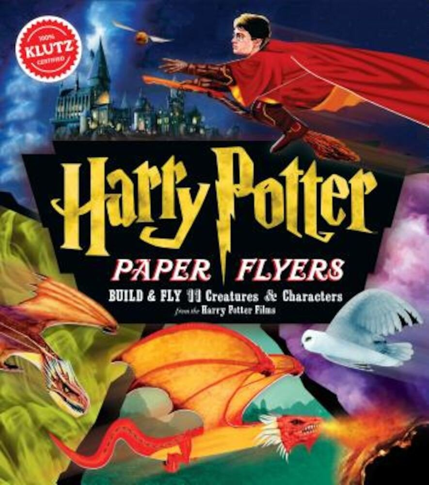 Harry Potter Paper Flyers, Paperback