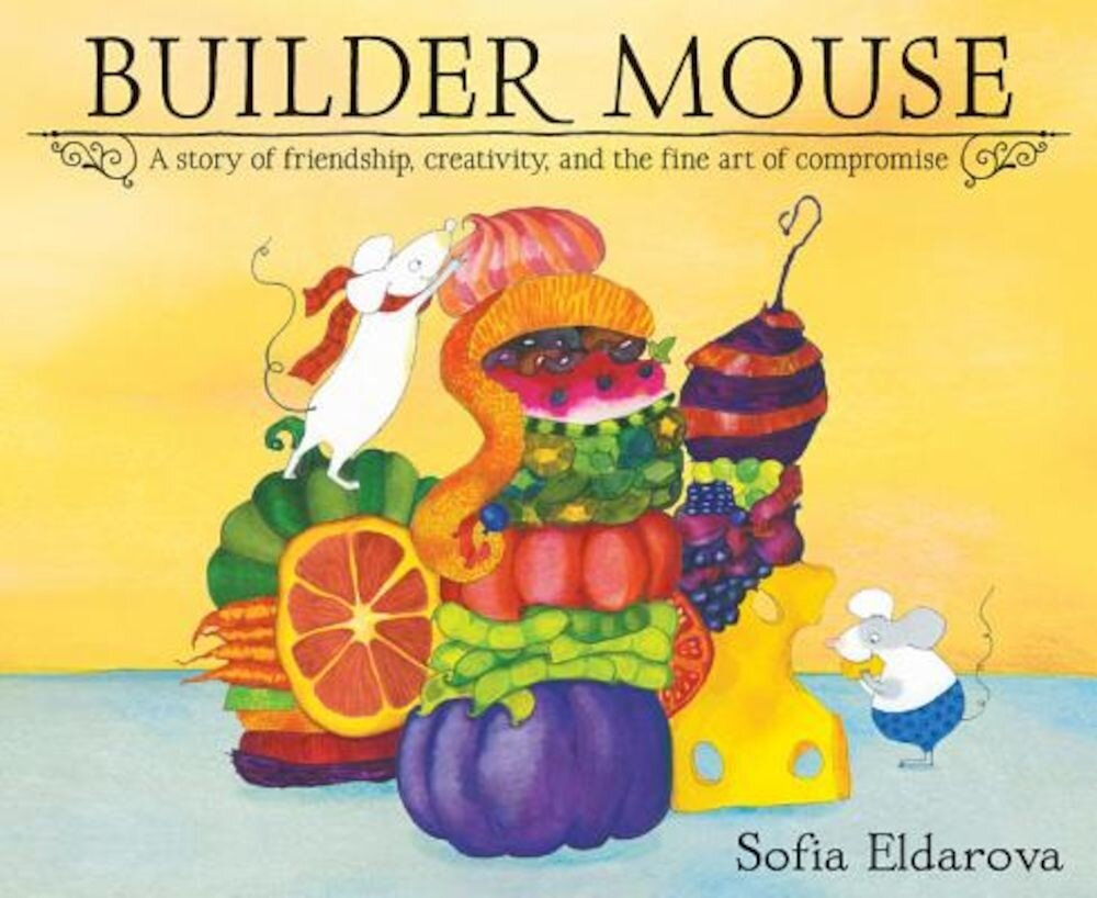 Builder Mouse, Hardcover