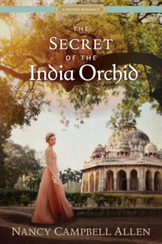The Secret of the India Orchid, Paperback