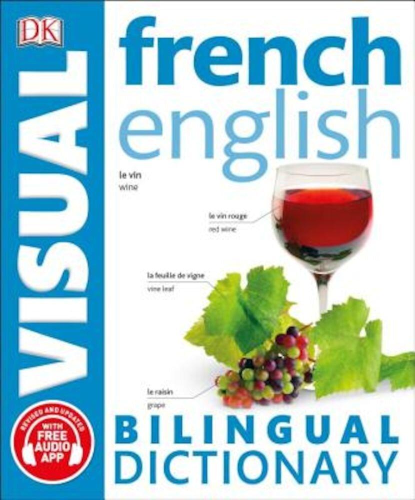 French English Bilingual Visual Dictionary, Paperback