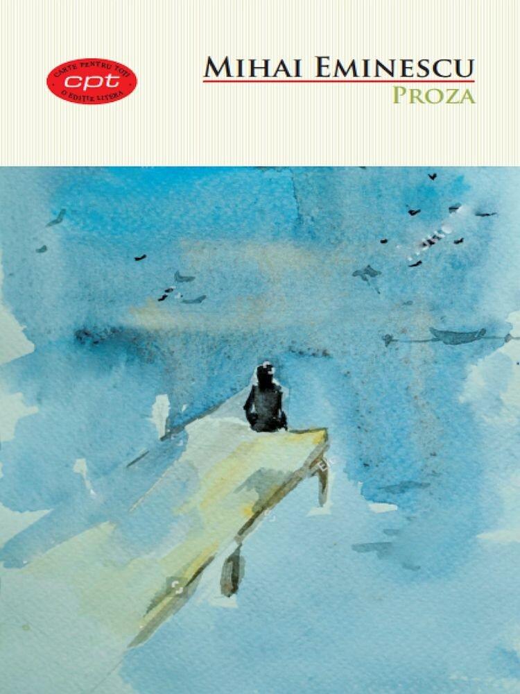 Coperta Carte Proza. Carte pentru toti. vol. 24