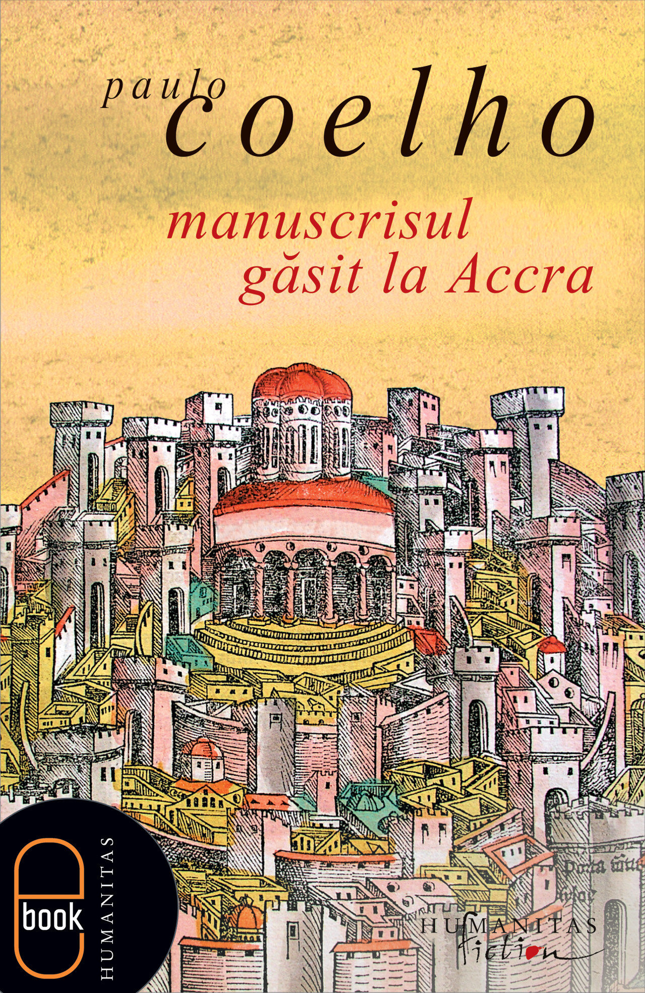 Manuscrisul gasit la Accra (eBook)