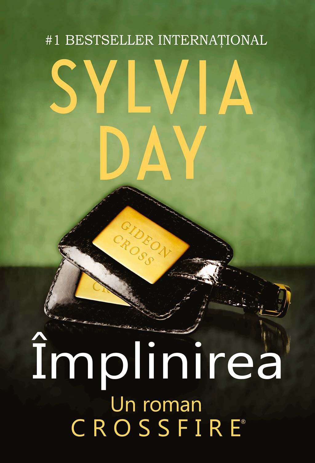 Implinirea. Crossfire - Vol. 3 (eBook)