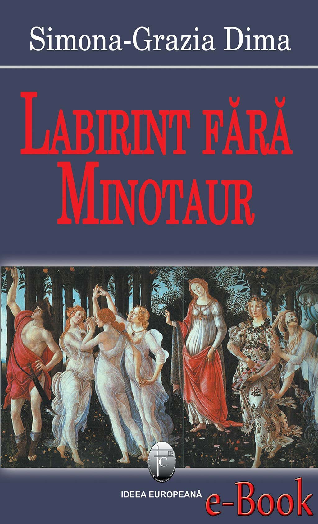 Labirint fara minotaur (eBook)