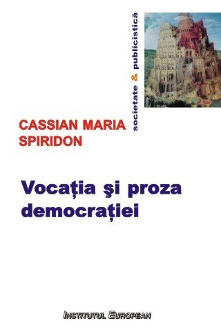 Coperta Carte Vocatia si proza democratiei