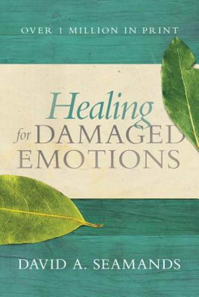 Healing for Damaged Emotions, Paperback