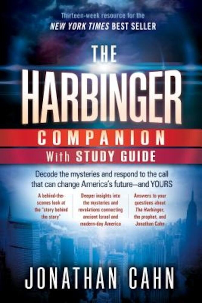 The Harbinger Companion with Study Guide, Paperback