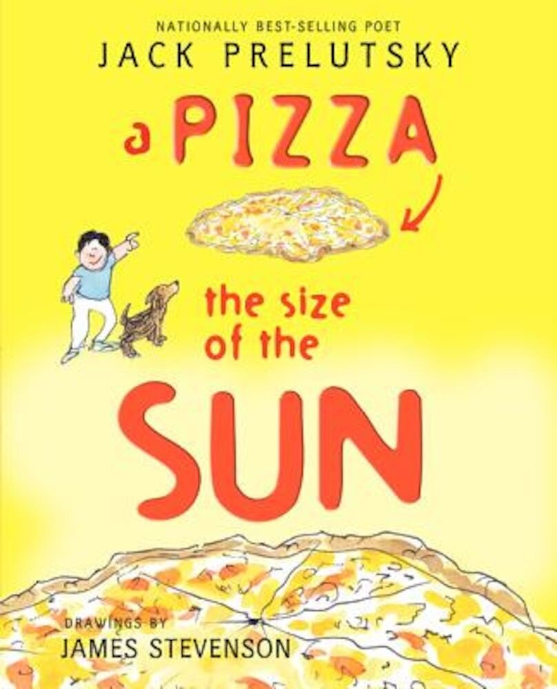 A Pizza the Size of the Sun, Paperback