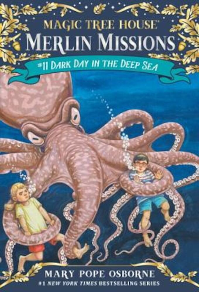 Dark Day in the Deep Sea [With Tattoos], Paperback