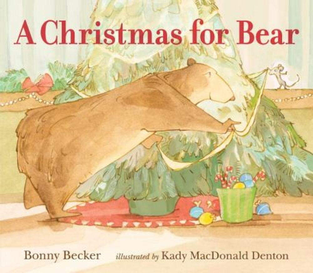 A Christmas for Bear, Hardcover