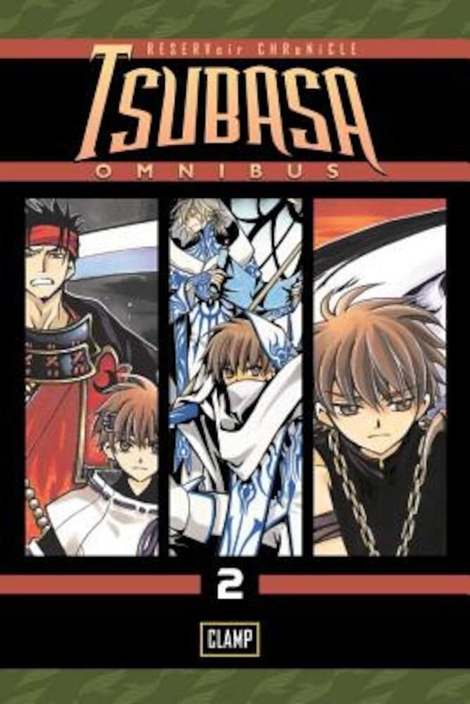 Tsubasa Omnibus 2, Paperback