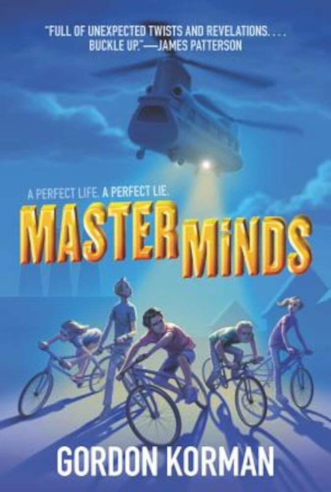 Masterminds, Paperback