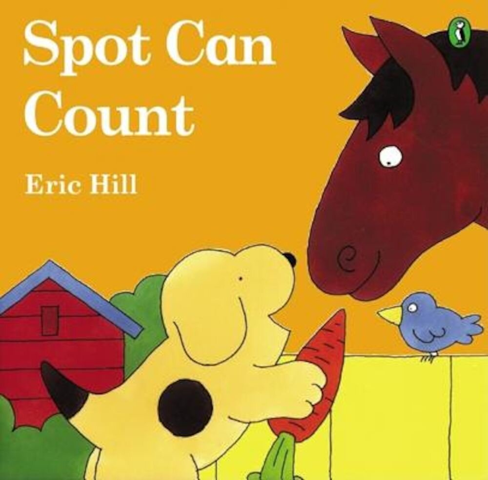Spot Can Count (Color): First Edition, Paperback