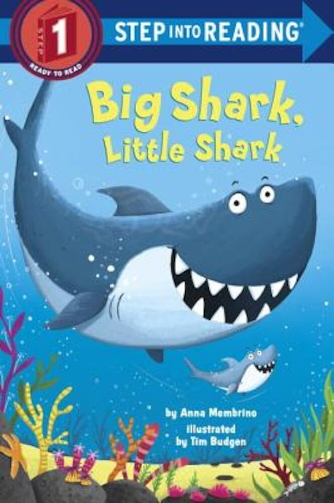 Big Shark, Little Shark, Paperback