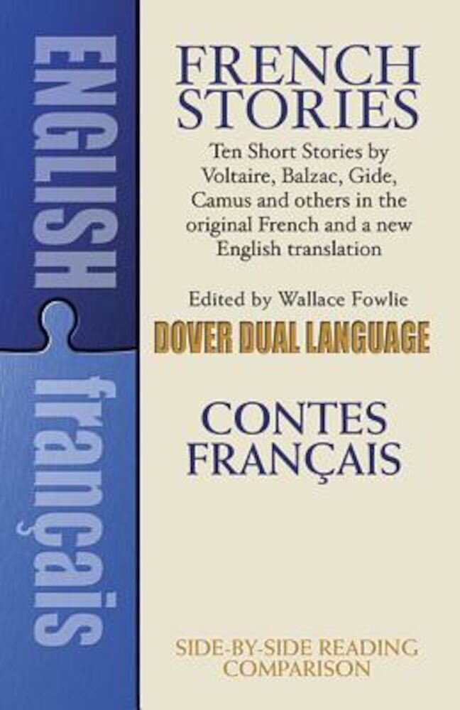 French Stories/Contes Francais: A Dual-Language Book, Paperback