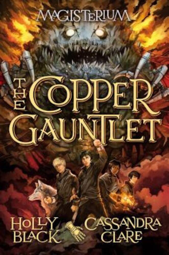 The Copper Gauntlet (Magisterium #2), Hardcover