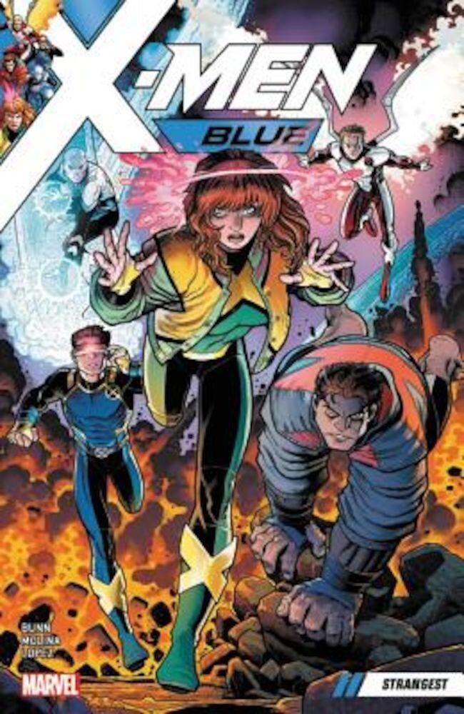 X-Men Blue Vol. 1: Strangest, Paperback