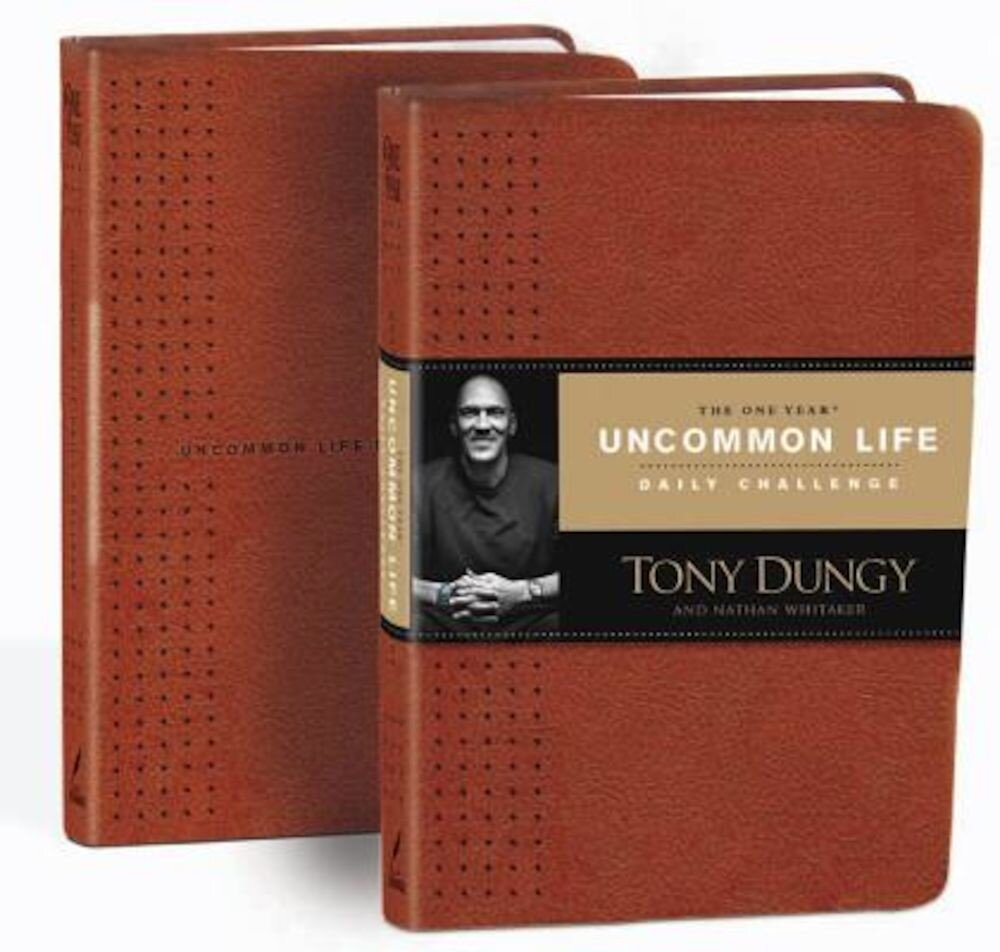 The One Year Uncommon Life Daily Challenge, Hardcover