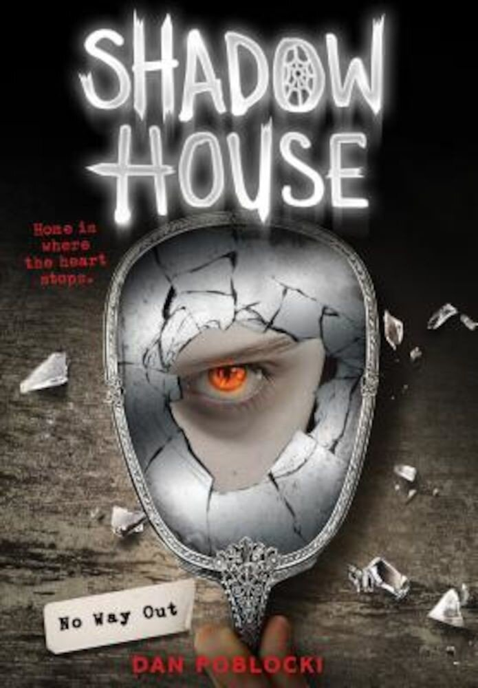 No Way Out (Shadow House, Book 3), Hardcover