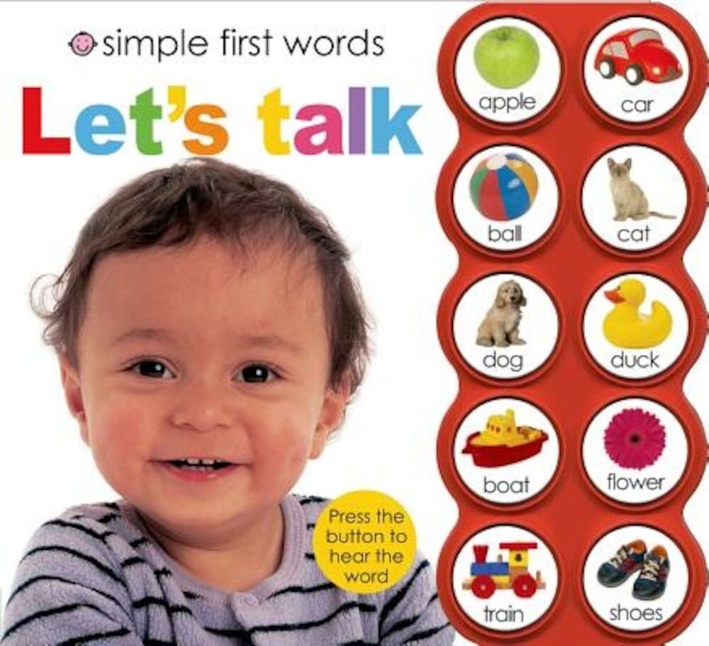 Let's Talk, Hardcover