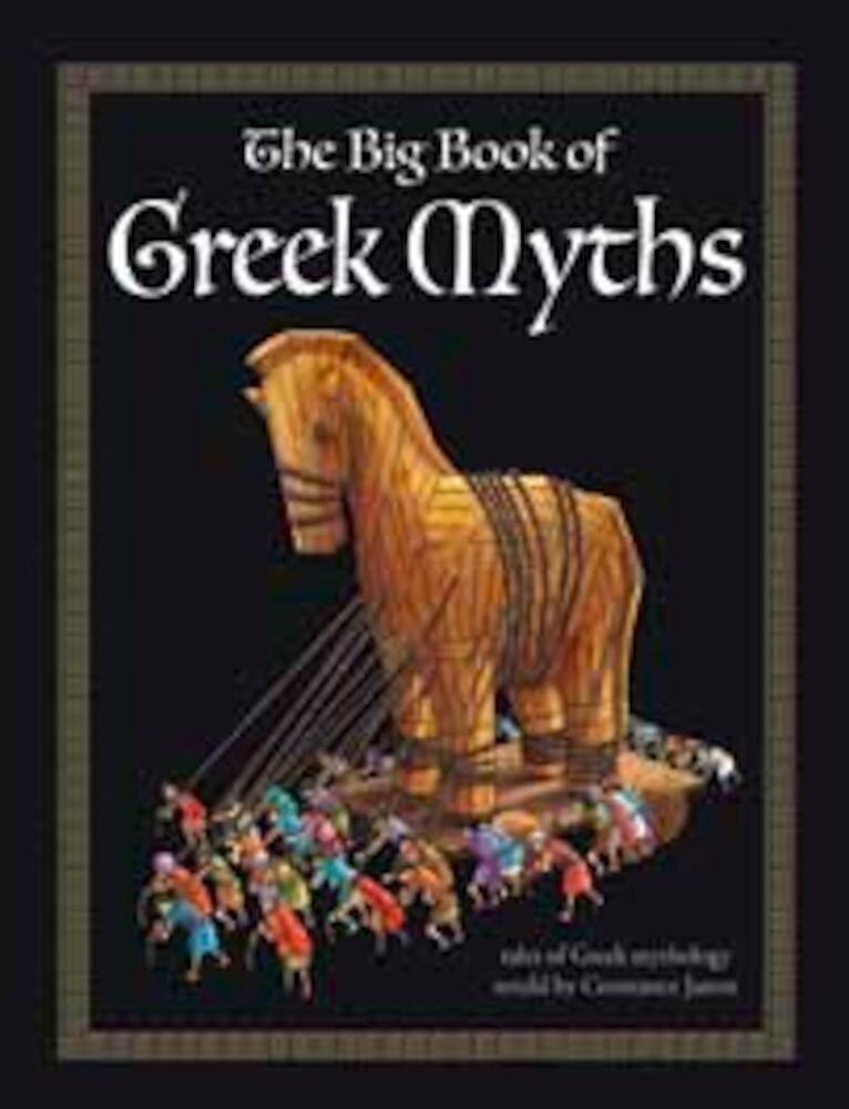 Omnibus of greek mythology (ctn qty 12)