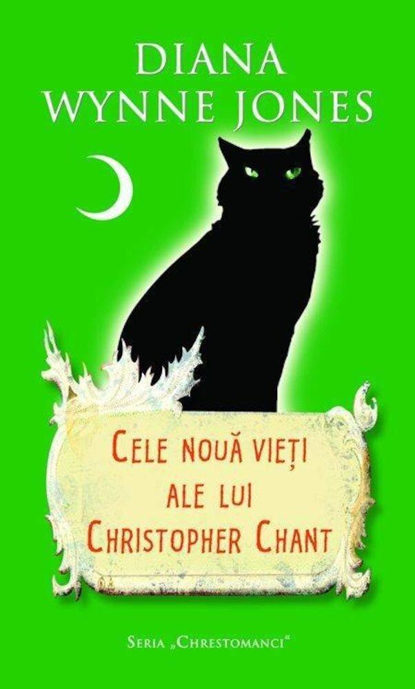 Coperta Carte Cele noua vieti ale lui Christopher Chant