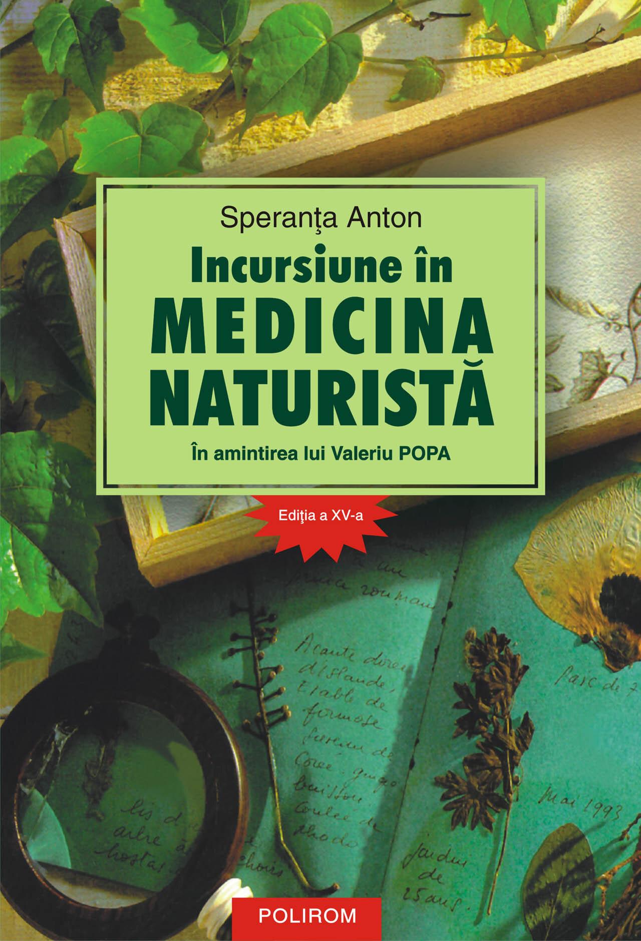 Incursiune in medicina naturista. In amintirea lui Valeriu Popa (eBook)