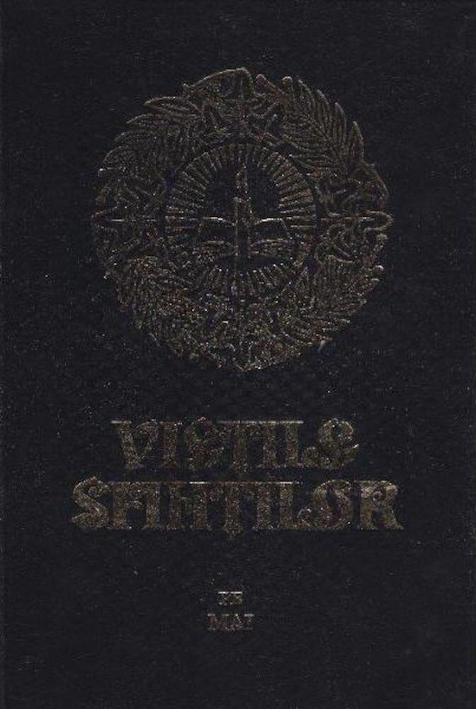 Coperta Carte Vietile sfintilor pe mai