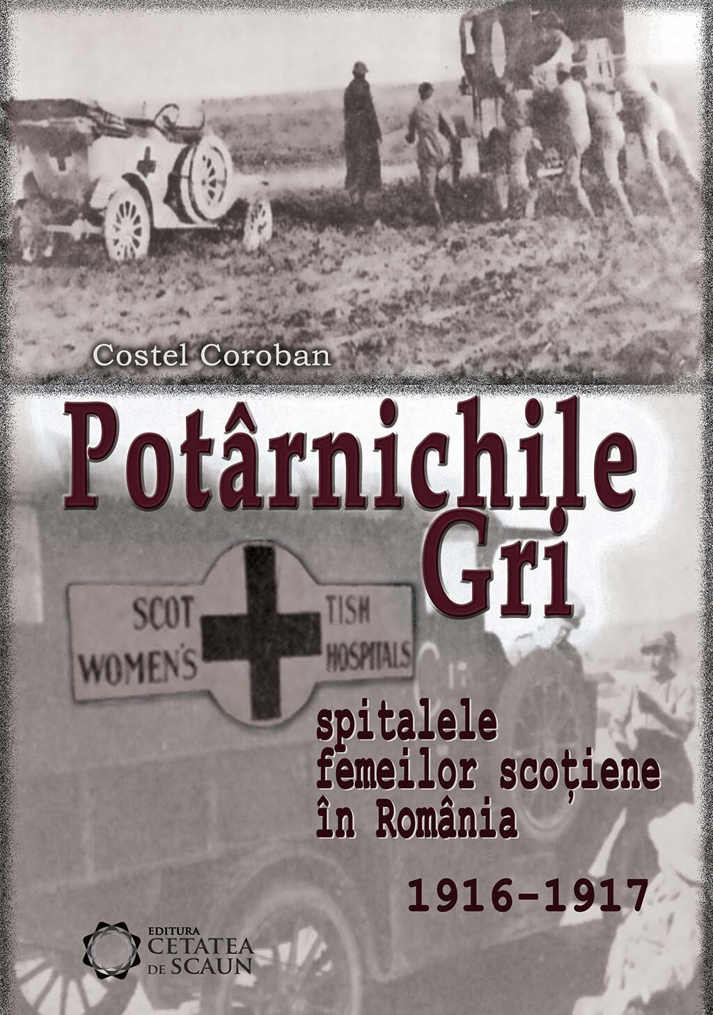 Potarnichile gri. Spitalele Femeilor Scotiene in Romania (1916-1917) (eBook)