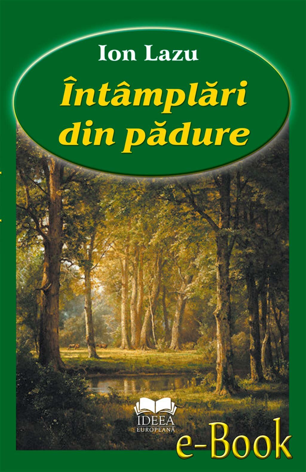 Intamplari din padure (eBook)