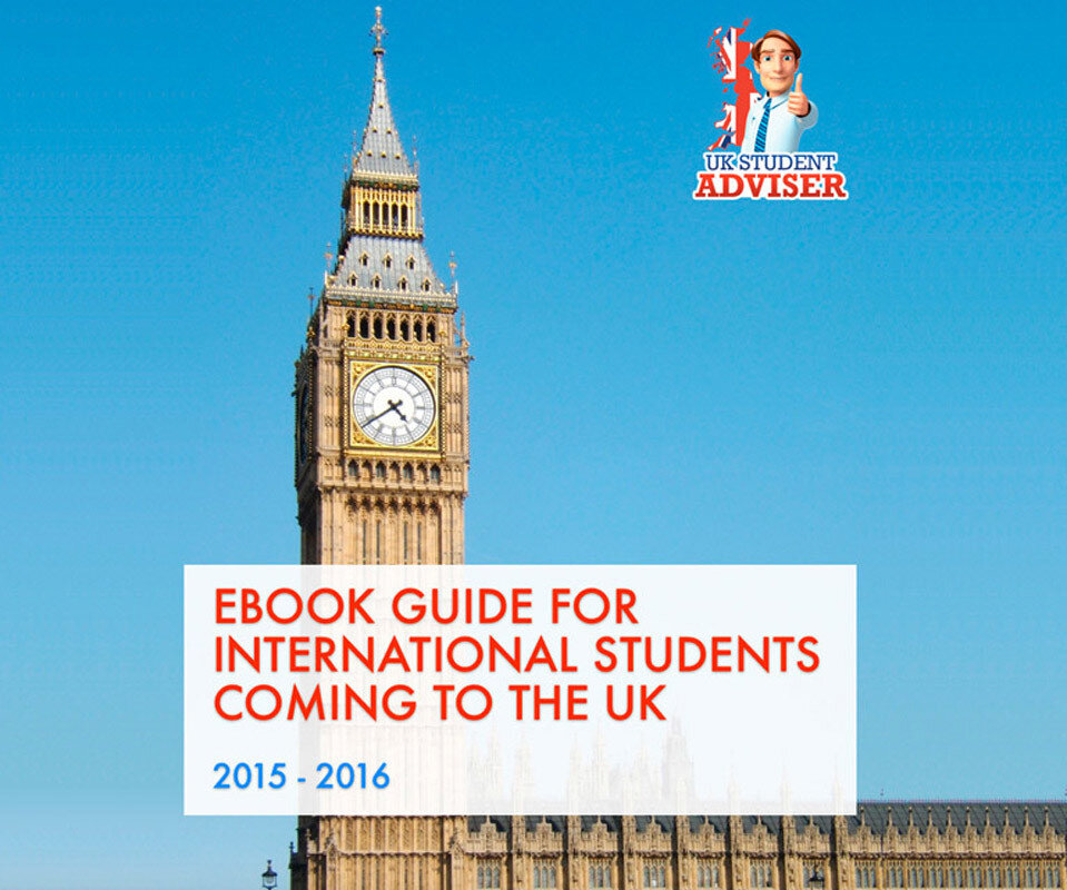 UK eBook Guide for International Students (eBook)