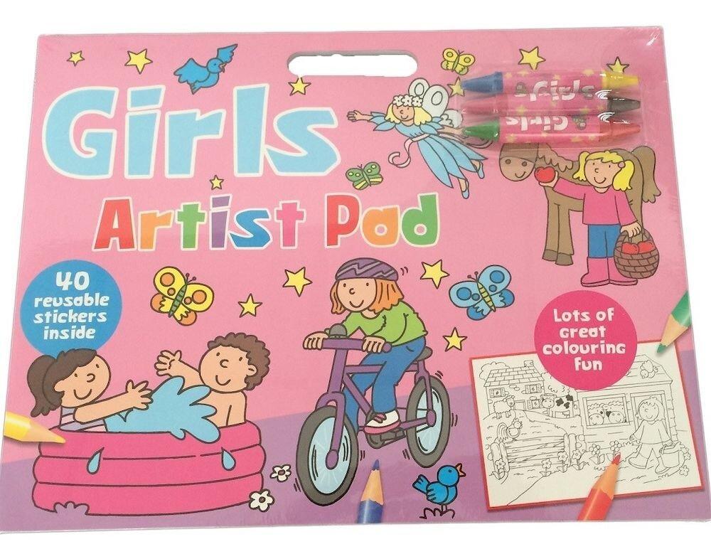 Trusa artist pentru fete