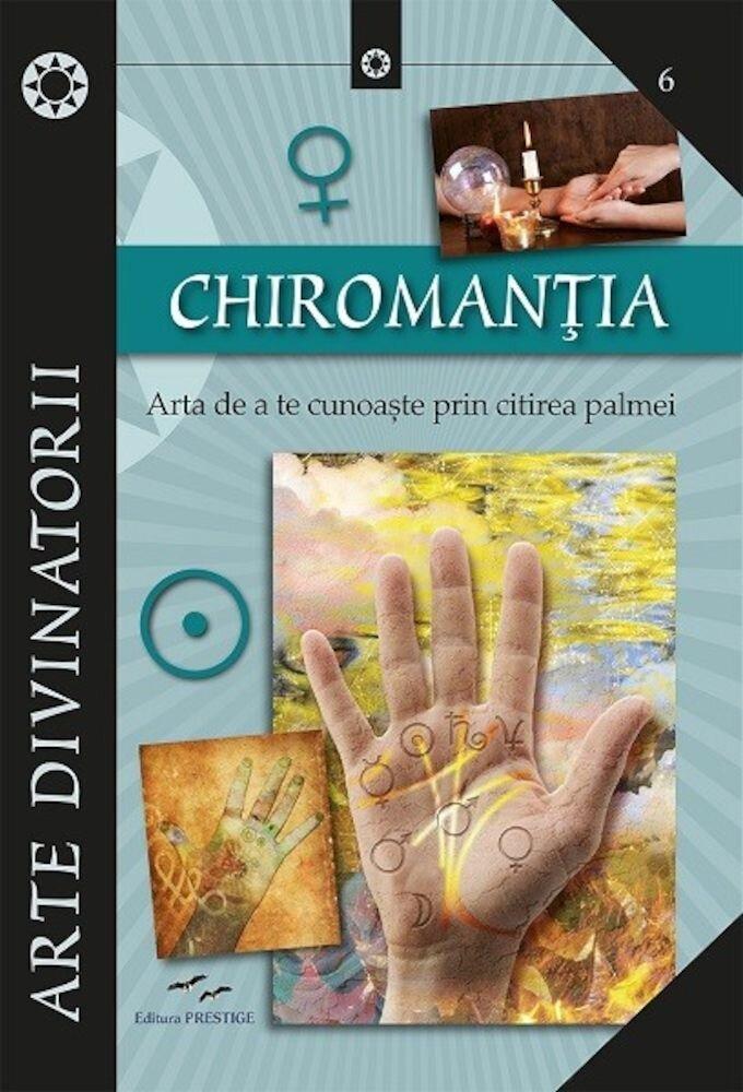 Coperta Carte Chiromantia