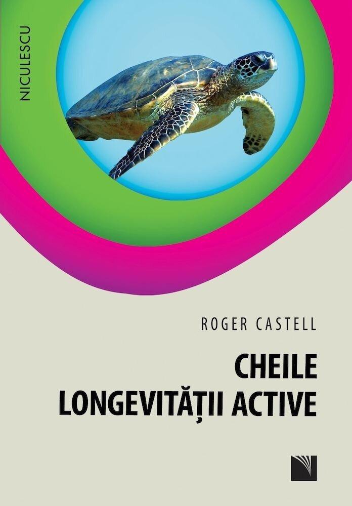Coperta Carte Cheile longevitatii active